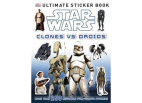 9365457 Star Wars Ultimate Sticker Book: Clones vs Droids