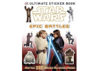 9365464 Star Wars Ultimate Sticker Book: Epic Battles