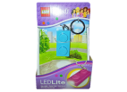 LGL - KE52F Keylight 1 x 2 Brick Friends (Azure)