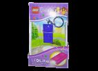 LGL - KE52F Keylight 1 x 2 Brick Friends (Purple)