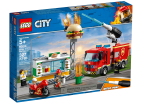 60214 Burger Bar Fire Rescue