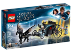 75951 Grindelwald's Escape - Harry Potter