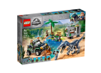 75935 BARYONYX FACE-OFF: THE TREASURE HUNT