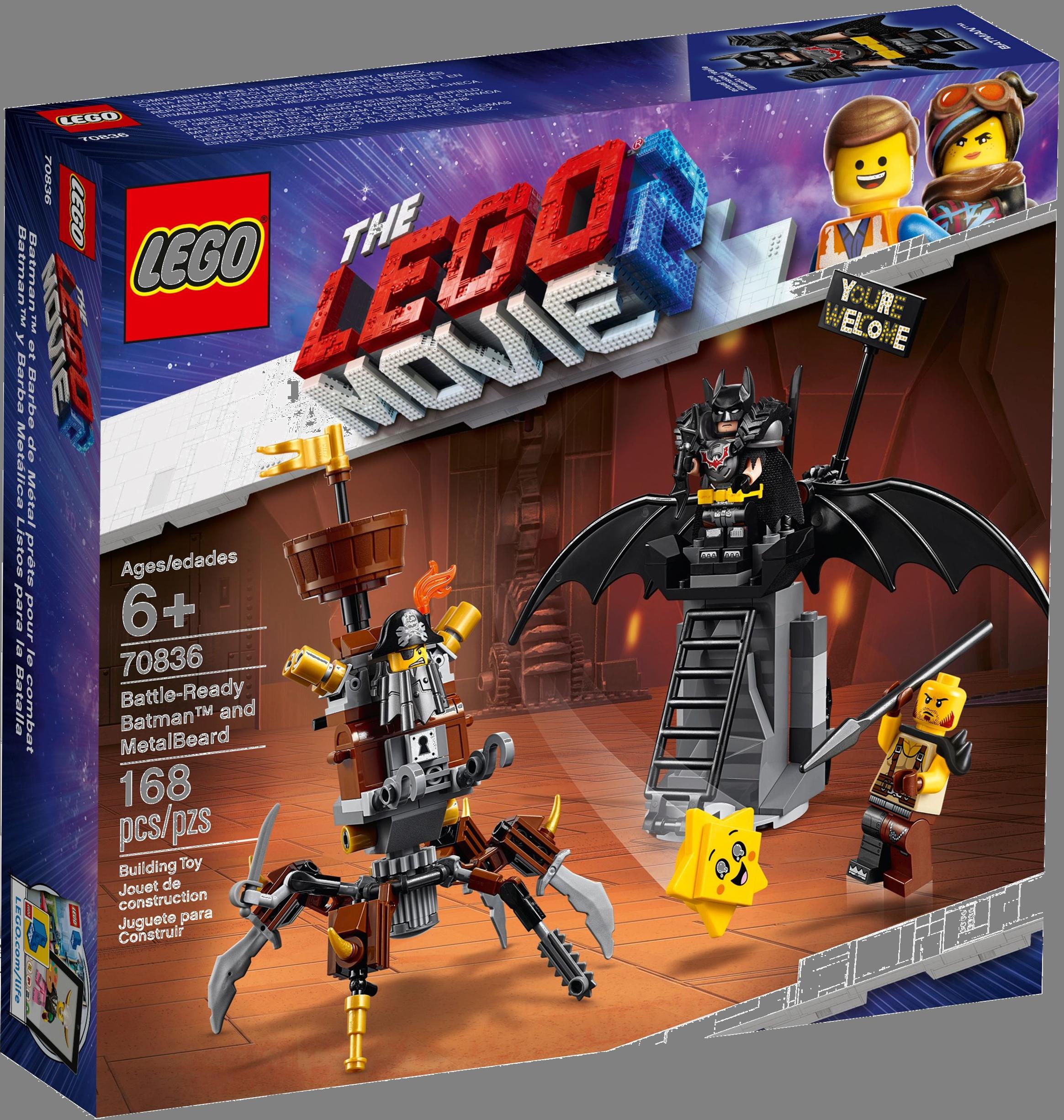 LEGO Movie 2 - Catalogue | Secret Chamber - Educational toys